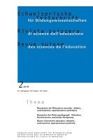 Quelles sont les activités réellement réalisées par les chefs d'établissement dans le cadre d'un leadership pédagogique ? : revue de la littérature