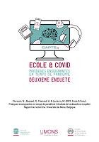 Ecole & Covid : pratiques enseignantes en temps de pandémie (résultats de la deuxième enquête).