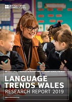 Language trends Wales : research report 2019 : international languages in primary and secondary schools in Wales