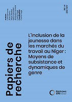 L'inclusion de la jeunesse dans les marchés du travail au Niger : moyens de subsistance et dynamiques de genre