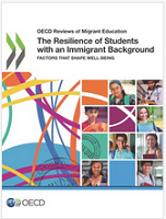 The resilience of students with an immigrant background: factors that shape well-being