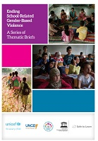Ending school-related gender-based violence