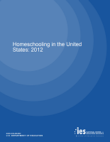 Homeschooling in the United States: 2012