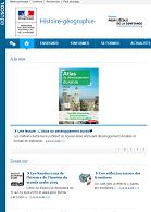 Eduscol - Histoire-géographie