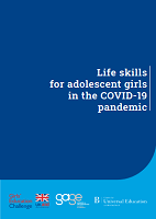 Life skills for adolescent girls in the COVID-19 pandemic