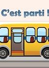 Jeu de l'autobus - jouer avec les nombres