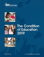 The condition of education 2019