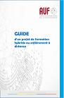 Guide d'un projet de formation hybride ou entièrement à distance