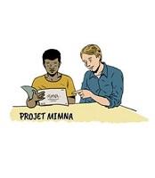 Projet MIMNA (Médiation de l'information pour les Mineurs Non Accompagnés)