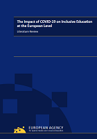 The impact of COVID-19 on inclusive education at the European level: literature review