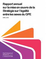 Rapport annuel sur la mise en œuvre de la Stratégie sur l'égalité entre les sexes du GPE