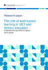 The role of work-based learning in VET and tertiary education: evidence from the 2016 EU labour force survey