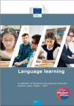 Language learning: a collection of innovative and inspiring resources: explore learn share - 2017