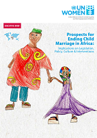 Prospects for ending child marriage in Africa: implications on legislation, policy, culture & interventions