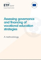 Assessing governance and financing of vocational education strategies: a methodology