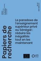 Le paradoxe de l'enseignement supérieur privé au Sénégal : réduire les inégalités tout en les maintenant