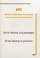 n° 30 - juin 2018 - De la théorie à la pratique = from theory to practice