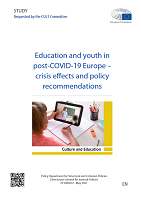 Education and youth in post-COVID-19 Europe: crisis effects and policy recommendations