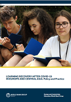 Learning recovery after COVID-19 in Europe and Central Asia: policy and practice