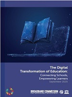 The digital transformation of education: connecting schools, empowering learners