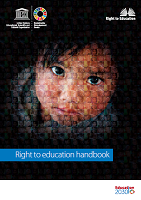 Right to education handbook