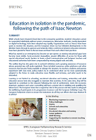 Education in isolation in the pandemic, following the path of Isaac Newton