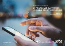 Un point de vue d'acteur sur les enjeux de l'offre numérique