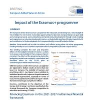 Impact of the Erasmus+ programme