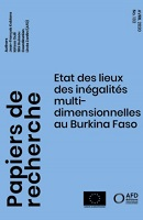 État des lieux des inégalités multi-dimensionnelles au Burkina Faso