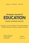 Motives for dropping out from higher education: an analysis of bachelor's degree students in Germany