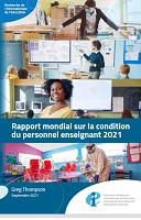 Rapport mondial sur la condition du personnel enseignant 2021