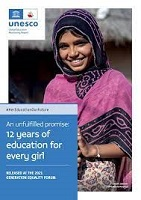 An unfulfilled promise:12 years of education for every girl