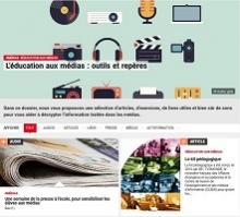 L'éducation aux médias : outils et repères