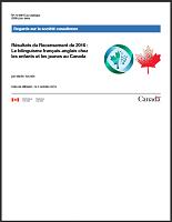 Résultats du recensement de 2016 : le bilinguisme français-anglais chez les enfants et les jeunes au Canada