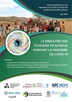 Le bien-être des écoliers en Afrique pendant la pandémie de COVID-19