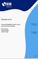 Education for All: Advancing Disability Inclusion in Latin America and the Caribbean