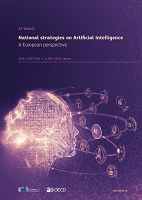 AI watch: national strategies on artificial intelligence: a European perspective
