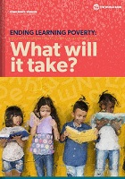 Ending learning poverty: What will it take?