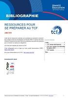 Ressources pour se préparer au TCF