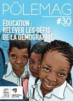 Démographie : redoubler d'efforts pour l'éducation et la formation : dossier