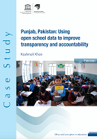 Punjab, Pakistan: using open school data to improve transparency and accountability
