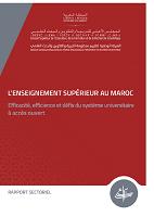 L'enseignement supérieur au Maroc : efficacité, efficience et défis du système universitaire à accès ouvert