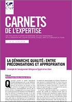 n° 4 - juin 2018 - La démarche qualité : entre préconisations et appropriation. L'exemple de l'enseignement bilingue en Egypte et au Liban