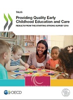 Providing quality early childhood education and care: results from the starting strong survey 2018