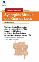 n° 8 - Technologies de l'information et de la communication (TIC), langues et littératures en Afrique des Grands Lacs, Afrique Centrale et Afrique de l'Est