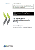 The gender gap in educational outcomes in Norway