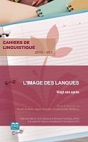 n° 45/1 - 2019 - L'image des langues : vingt ans après