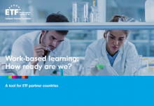 Work-based learning: how ready are we? A tool for ETF partner countries