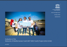 Evaluation of the networks of Mediterranean youth (NET-MED Youth) Project (2014-2018)