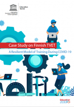 Case study on finnish TVET: a resilient model of training during COVID-19